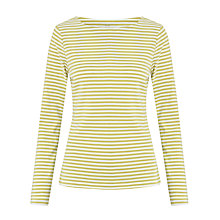 Buy John Lewis Boat Neck Top Online at johnlewis.com