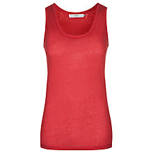 Buy John Lewis Linen Vest Top Online at johnlewis.com