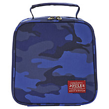 Buy Little Joule Junior Lunch Bag, Navy Online at johnlewis.com