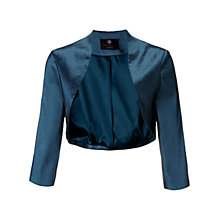 Buy Ariella Nina Crystal Stretch Bolero, Blue Online at johnlewis.com