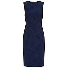 Buy Hobbs London Palma Dress, Blue Navy Online at johnlewis.com