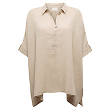 Buy East Oversized Handkerchief Shirt Online at johnlewis.com