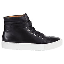 Buy Whistles Rigby Leather Trainer Boot Online at johnlewis.com