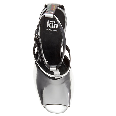 Buy Kin by John Lewis Thirty Six Leather Sandals Online at johnlewis.com