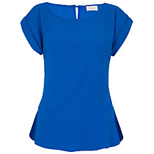 Buy Almari Turn Up Sleeve Top Online at johnlewis.com