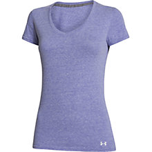 Buy Under Armour Charged Cotton Undeniable T-Shirt, Siberian Iris Online at johnlewis.com