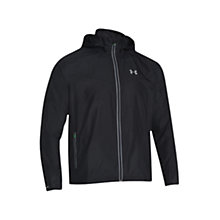 Buy Under Armour Storm Anchor Jacket, Black Online at johnlewis.com