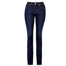 Buy Levi's Revel Skinny Jeans, Pressed Dark Online at johnlewis.com