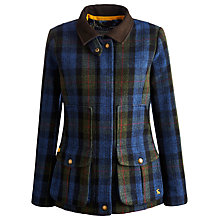 Buy Joules Fieldcoat Tweed Jacket, Marwood Tweed Online at johnlewis.com