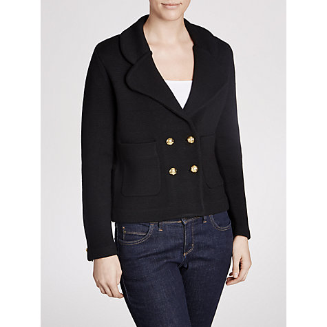 Buy Winser Milano Blazer, Black Online at johnlewis.com