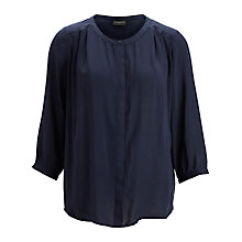 Buy Selected Femme Betty Shirt, Sky Captain Online at johnlewis.com