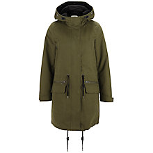 Buy Selected Femme Maddy Hood Parka Online at johnlewis.com