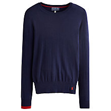 Buy Joules Hale Jumper, French Navy Online at johnlewis.com