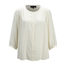 Buy Selected Femme Betty Shirt, Jet Stream Online at johnlewis.com