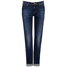 Buy Lee Sallie Selvage Jeans, Selvage Online at johnlewis.com