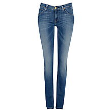 Buy Lee Jade Slim Jeans, Washed Blue Online at johnlewis.com