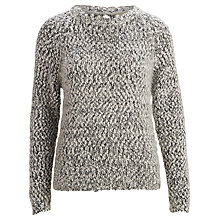 Buy Selected Femme Halli Pullover, Silver Birch Online at johnlewis.com