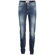 Buy Selected Femme Annie Jeans, Dark Denim Online at johnlewis.com