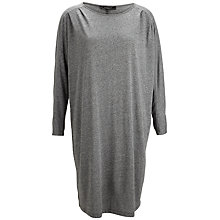 Buy Selected Femme Parali Dress, Dark Grey Melange Online at johnlewis.com