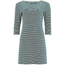 Buy People Tree Irene Stripe Dress Online at johnlewis.com