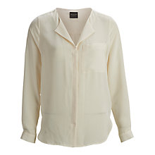 Buy Selected Femme Dynella Shirt, Jet Stream Online at johnlewis.com