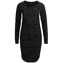 Buy Selected Femme Trina Dress, Black Online at johnlewis.com