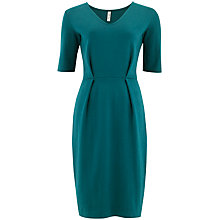 Buy People Tree Ruby Fitted Tree Dress Online at johnlewis.com
