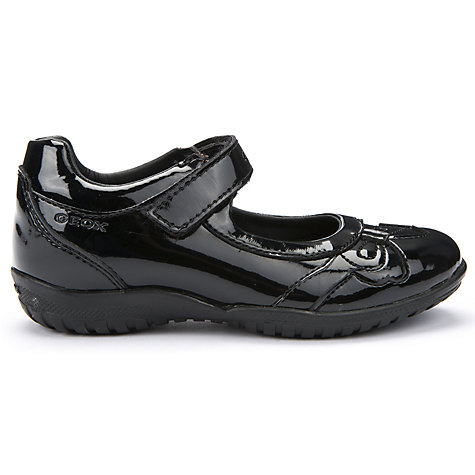 buy geox shadow patent leather shoes black lewis