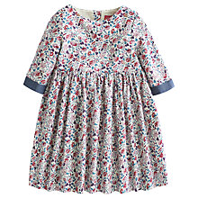 Buy Little Joule Girls' Pheobe Ditsy Floral Dress, Multi Online at johnlewis.com