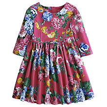 Buy Little Joule Girls' Madlyn Floral Dress Online at johnlewis.com