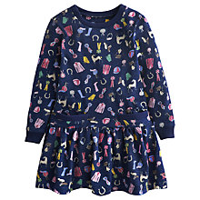 Buy Little Joules Girls' Bangles Horse Dress Online at johnlewis.com