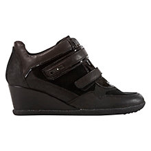 Buy Geox Amelia Wedge Heeled Sneaker Trainers Online at johnlewis.com