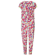 Buy Collection WEEKEND by John Lewis Floral Print Jumpsuit, Multi Online at johnlewis.com