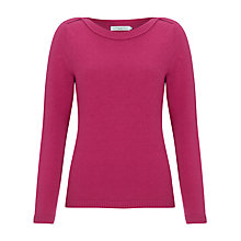 Buy John Lewis Slash Neck Jumper Online at johnlewis.com