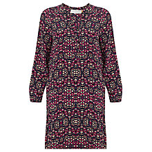 Buy Collection WEEKEND by John Lewis Kaleidoscope Dress, Pink Online at johnlewis.com