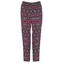 Buy Collection WEEKEND by John Lewis Kaleidoscope Trousers, Pink Online at johnlewis.com