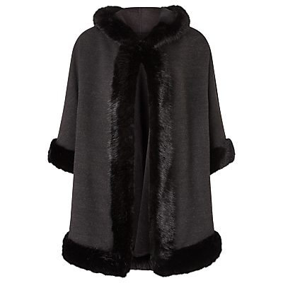 John Lewis Maria Hooded Cape £130.00 AT vintagedancer.com