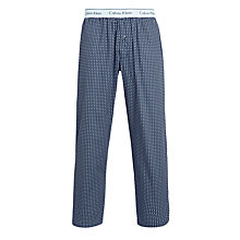 Buy Calvin Klein Polka Dots Woven Lounge Trousers Online at johnlewis.com