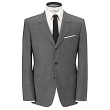 Buy JOHN LEWIS & Co. Tailored Pembridge Houndstooth Suit Jacket, Grey Online at johnlewis.com