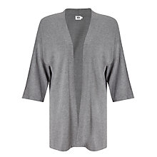 Buy Kin by John Lewis Drape Cover Up, Grey Online at johnlewis.com
