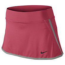 Buy Nike 33cm Power Tennis Skirt, Pink Online at johnlewis.com