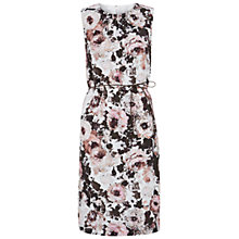 Buy Hobbs London Bernice Dress, Multi Online at johnlewis.com