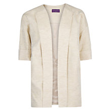 Buy Violeta by Mango Linen Kimono Coat Online at johnlewis.com