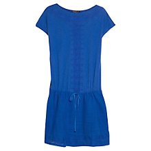 Buy Violeta by Mango Contrast Cotton Dress Online at johnlewis.com