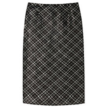 Buy Gérard Darel Sequined Skirt, Black/Grey Online at johnlewis.com