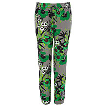 Buy Wishbone Janey Printed Luxe Joggers, Multi Online at johnlewis.com