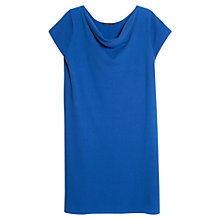 Buy Violeta by Mango Draped Neck Jersey Dress Online at johnlewis.com