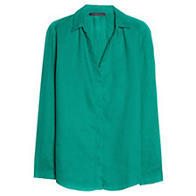 Buy Violeta by Mango Linen Shirt Online at johnlewis.com