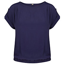 Buy Violeta by Mango Crepe Blouse Online at johnlewis.com