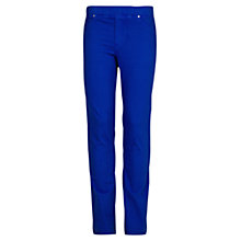 Buy Violeta by Mango Denim Straight Leggings Online at johnlewis.com